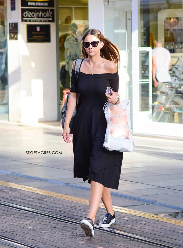 Moda ljeto 2017: Sredina ljeta, a žene obožavaju crnu | Style Zagreb