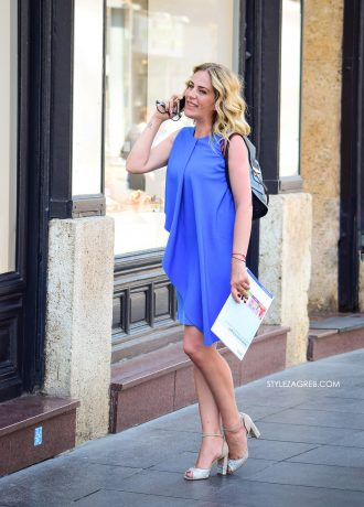 Što nosi glavna urednica celebrity portala Cover.Style   Style Zagreb