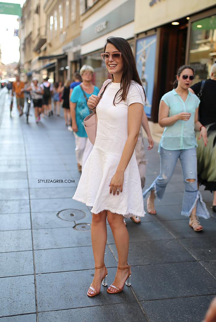 Eva Perica Bilaver žena sa stilom Zagreb street style ljetna moda srpanj 2017.