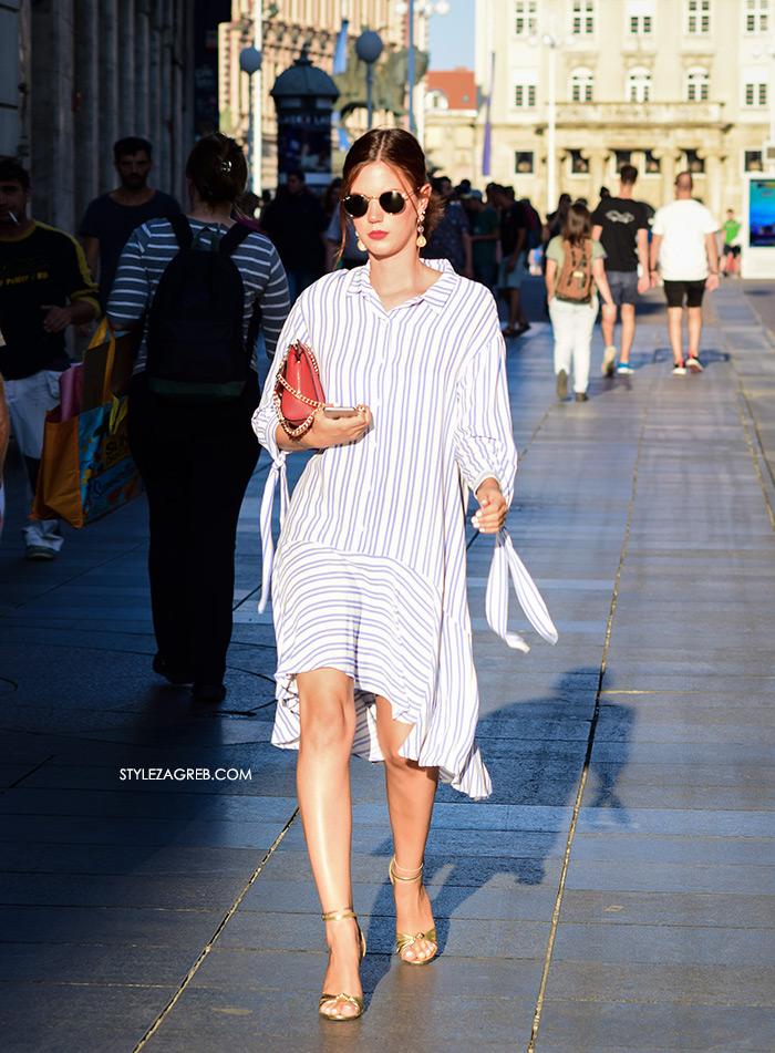 Ženska moda špica street style Zagreb kolovoz 2017 Dorica 505 Instagram