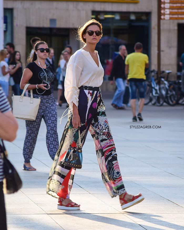 Ženska moda špica street style Zagreb kolovoz 2017