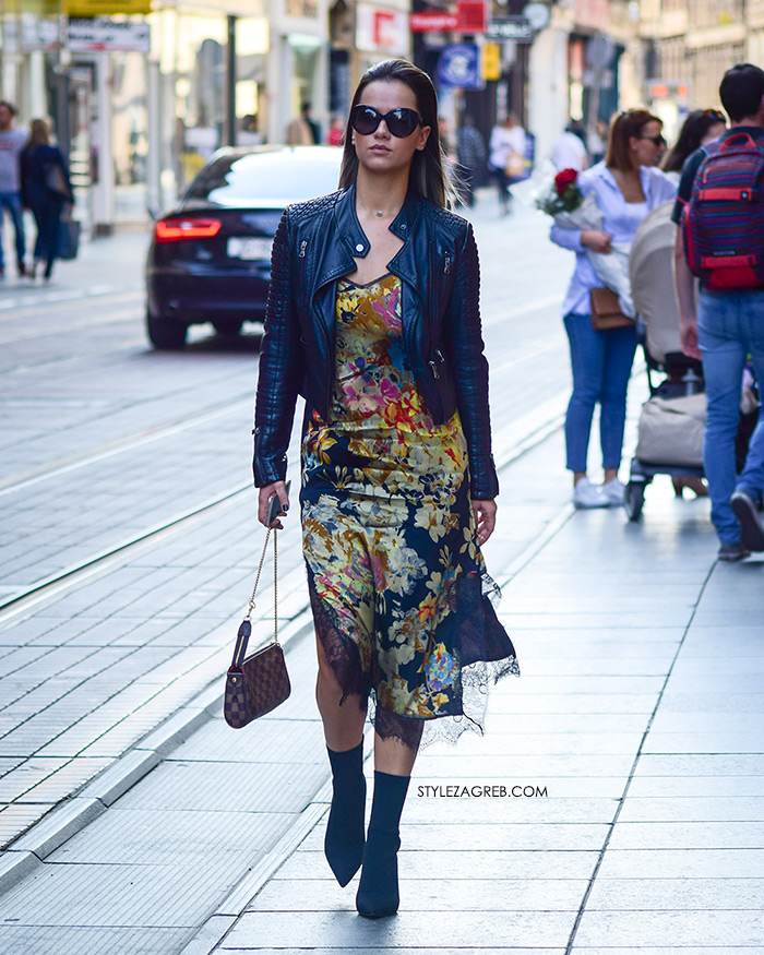 Špica Rujanska špica vrvi jesenskim trendovima Street style Zagreb jesenska ženska moda lijepe cure