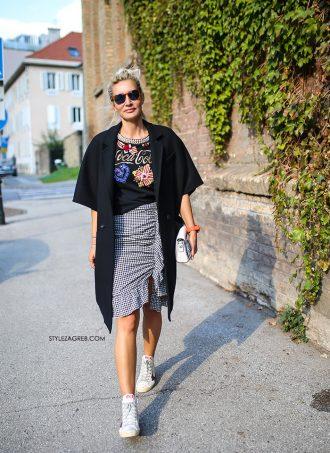 Stylish Anja i njezine tenisice za svaku prigodu   Style Zagreb
