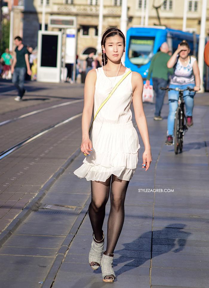 Zagrebačka špica street style Zagreb stranci
