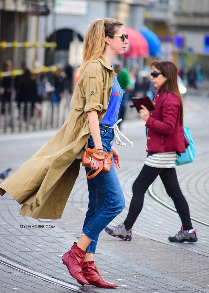Jesenski street style u kojem su svi guštali | Style Zagreb špica novo street style Zagreb jesen 2017 jesenska moda lijepe cure žene styling za posao