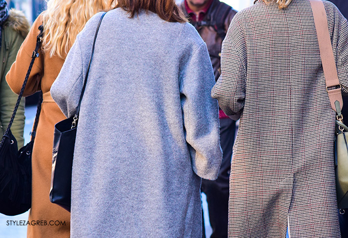 vrijeme je za kupnju kaputa, kakav kaput kupiti sada zagreb street style