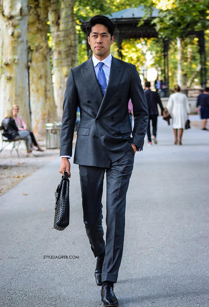 Ryohei Nakajima Elegantan diplomat iz Japana: visok, stiliziran, sjajno priča hrvatski | Style Zagreb