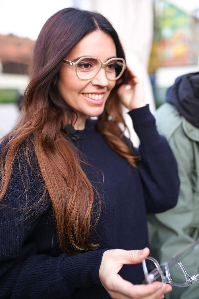 Ana Josipović Style Zagreb Boris Banović dioptrijske naočale