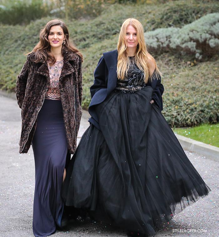 Arija Rizvić i Slavica Josipović haljine za mature Sherri Hill Zagreb Style Zagreb htv video prilog o modi