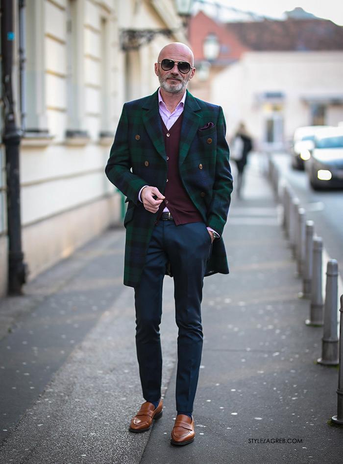 Alen Kolbas INSTAGRAM street style Zagreb muška moda elegantni kaputi