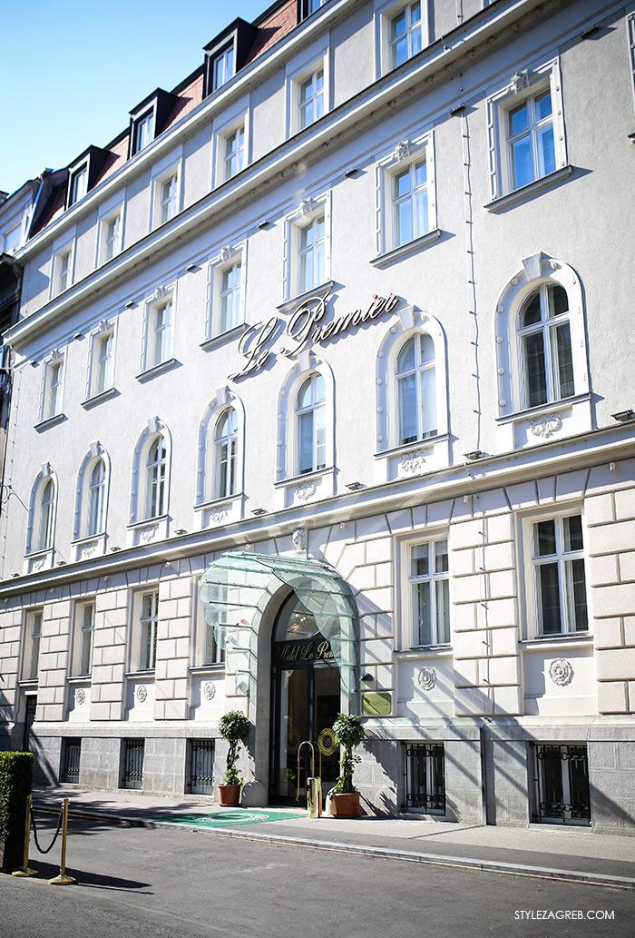 Le Premier boutique hotel – luksuzni bombončić u Zagrebu