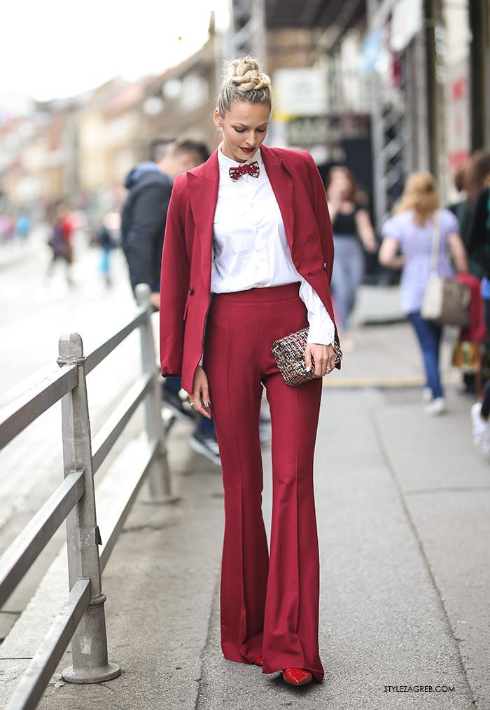 Lidija Lešić street style look
