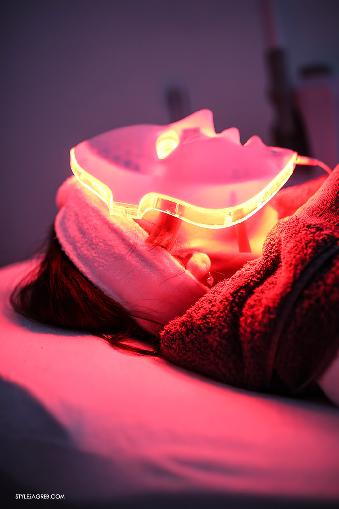 tretman s japanskim algama IM Estetica LED maska