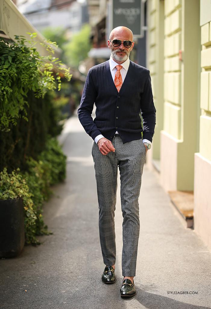 Alen Kolbas stil dandy muška moda Croata