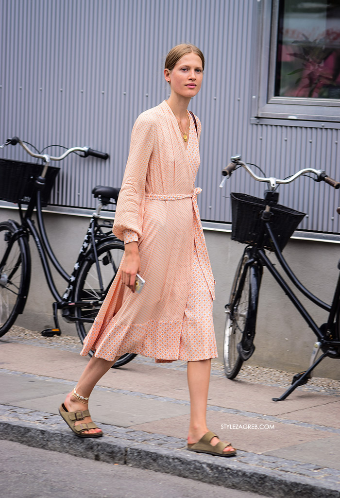 Copenhagen Fashion Week How The Scandi Set Dress Now street style stil skandinavki