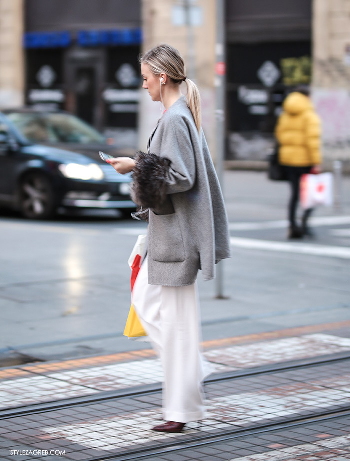 hit trend kako nositi bijele hlače proljetna moda street style zagreb špica
