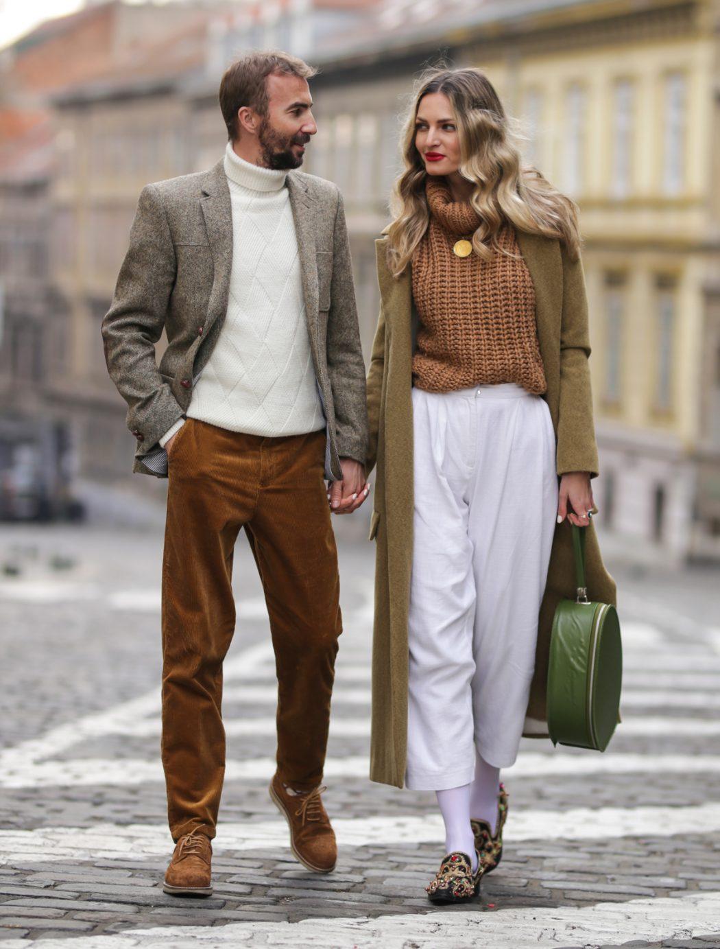 Lidija i Kazimir Lešić, influencerica i njezin muž