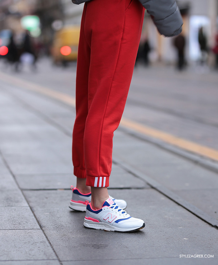 New Balance 997H proljetne street style trendove