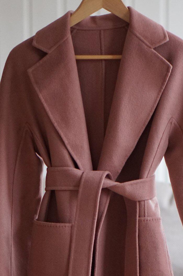 proljetni kaput Curated kašmir i vuna