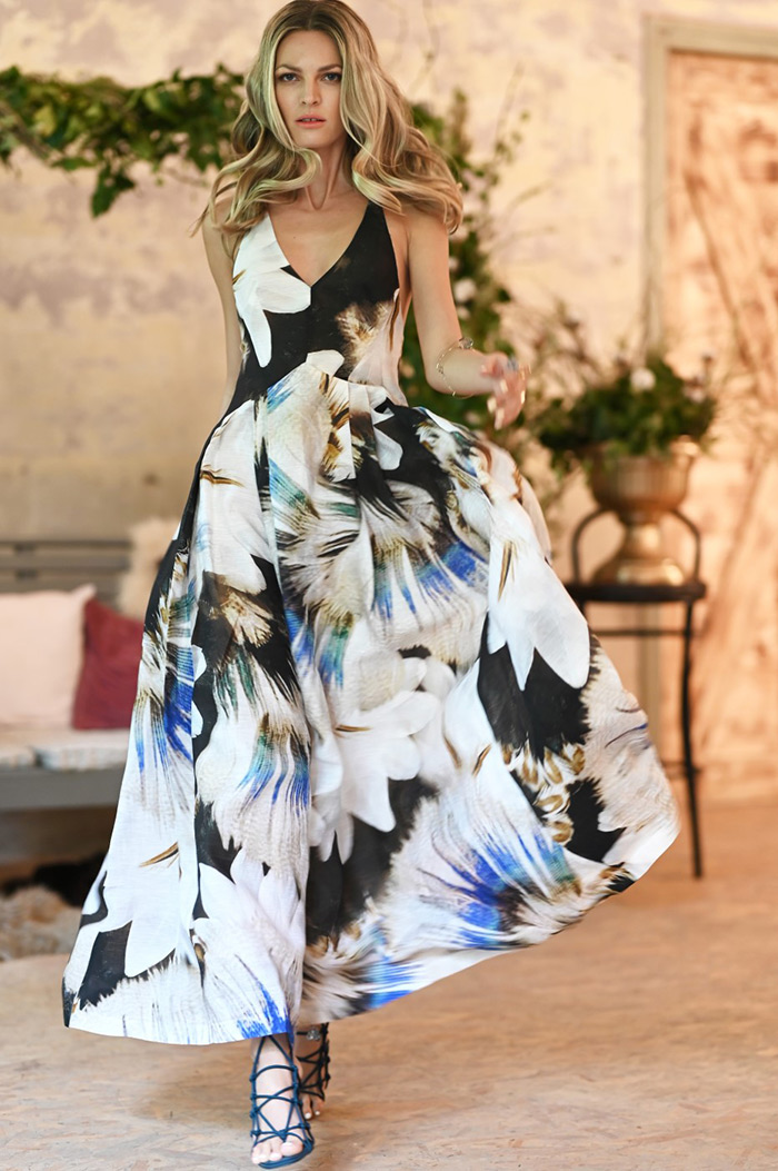 H&M haljina ananasa hmconsciousexclusive