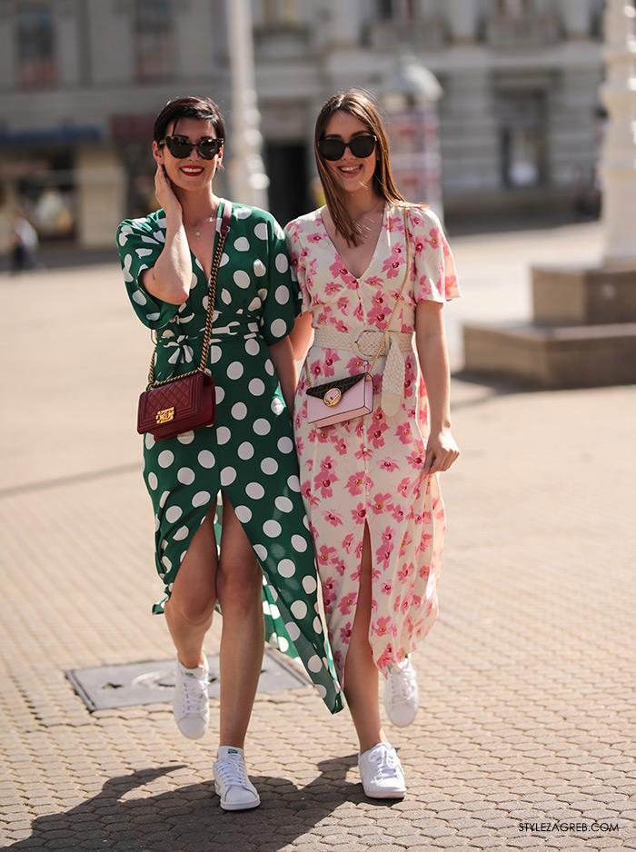 lepršave proljetne haljine Asos Zara