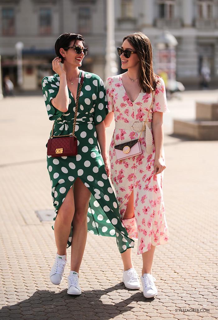 lepršave proljetne haljine Asos Zara Chanel tobe Fendi