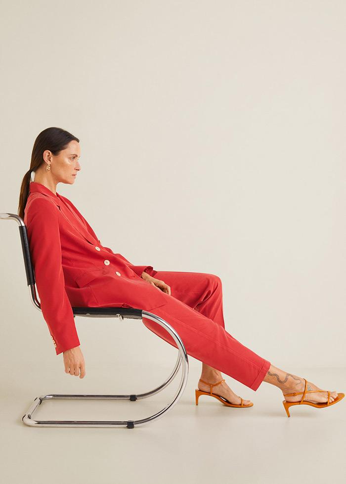 odijelo poslovni look mango