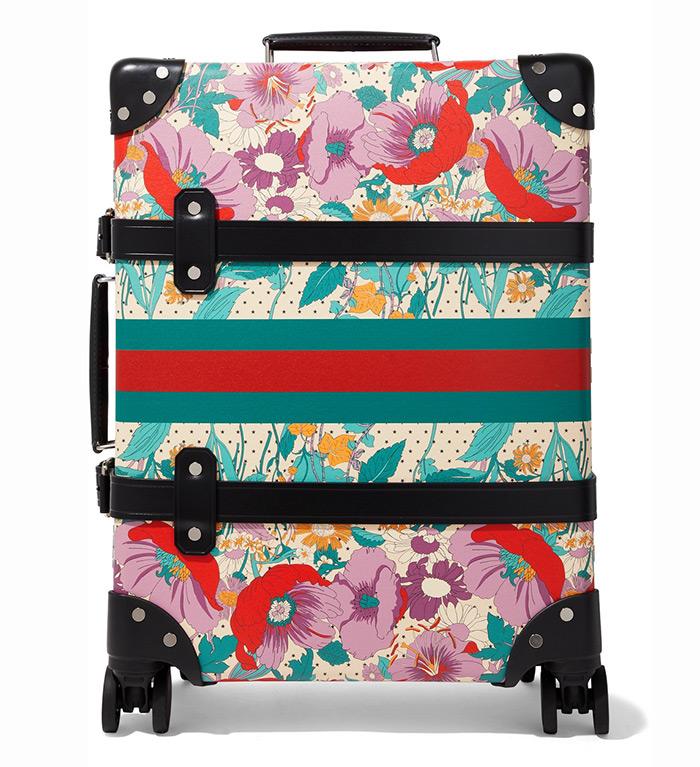 Gucci + Globe-Trotter kabinski kofer