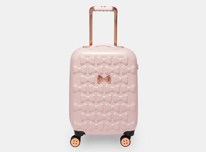 Ted Baker baby pink kabinski kofer