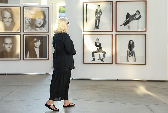 Izložba Cinema Portraits Zagreb Brigitte Lacombe