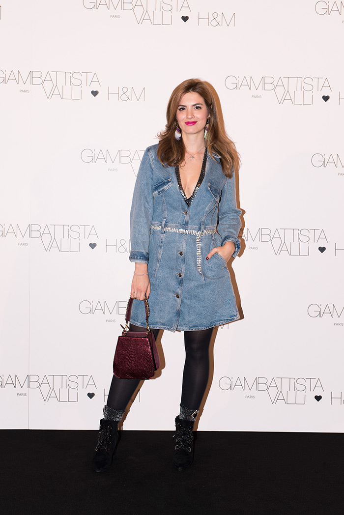 Arija Rizvić zenska moda H&M cvjetno webshop haljine zagreb