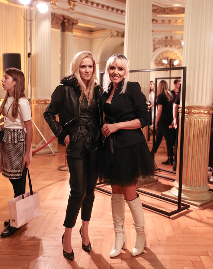zenska moda H&M Romina Peritz i Ana Josipović