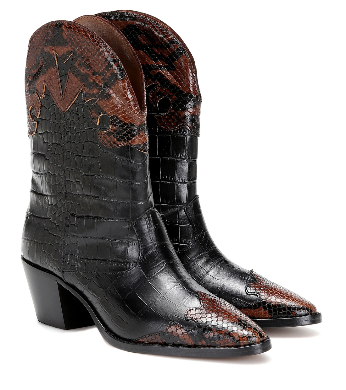 street style zagreb ženska moda jesen zima 2019/2020 kako kombinirati zmijski uzorka špica zagreb zagrebačka špica asos topshop h&m mytheresa designers look Paris Texas cowboy boots