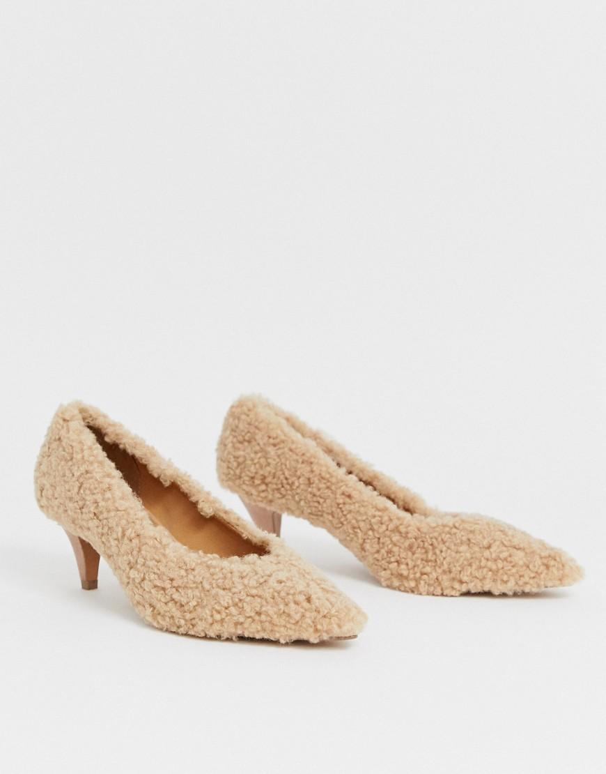 krznene cipele asos