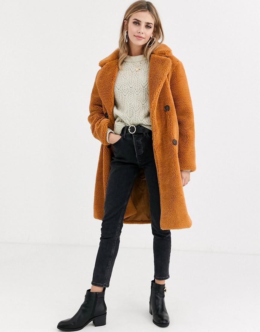 ženska moda zima 2019/2020 street style zagreb špica bunduca gdje kupiti teddy bear coat MaxMara Zara Asos Topshop najnovije špica zagreb