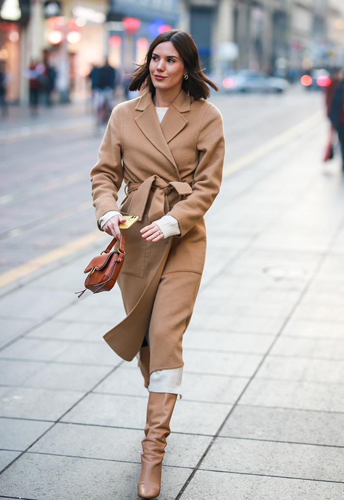 moda siječanj špica dorica Instagram Dora Predojević cro moda siječanj zimski ženski outfit