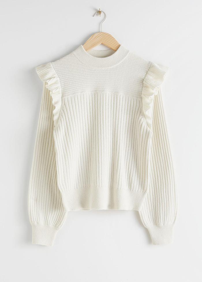 trend džemperi s volanima street style zagreb moda