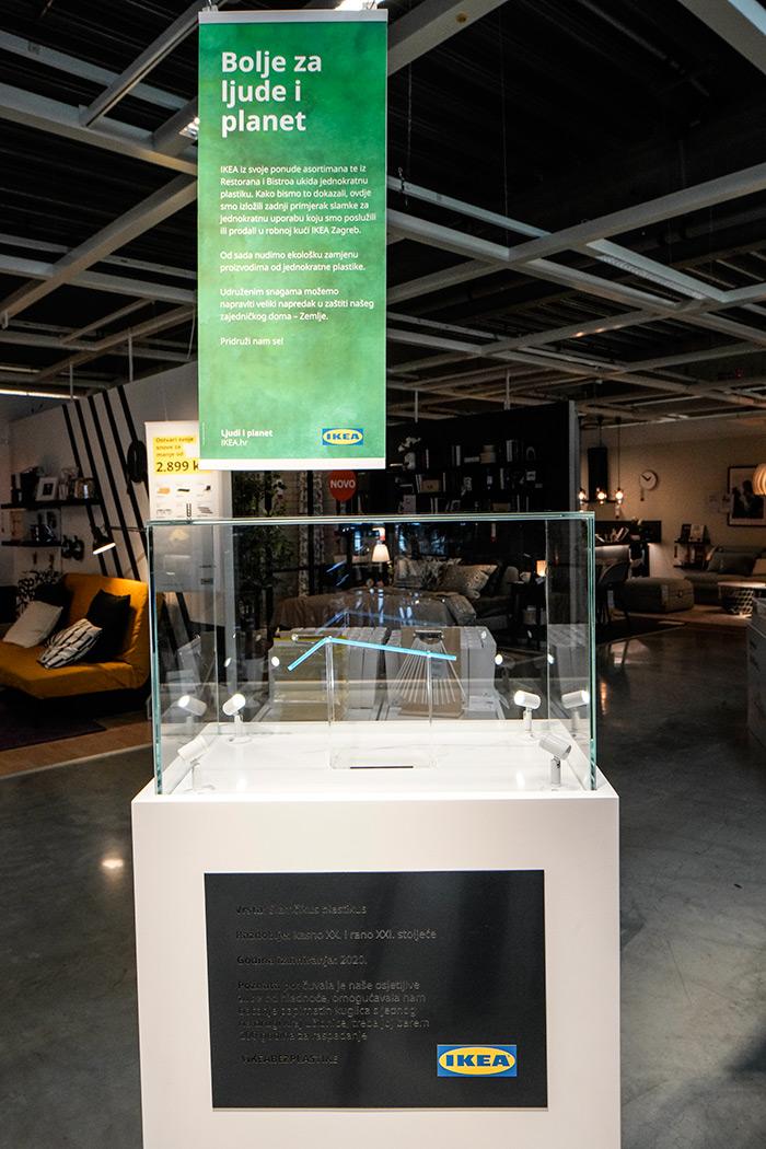 IKEA plastične slamčice
