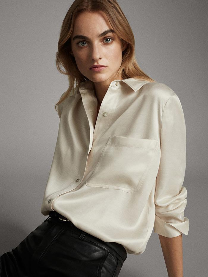massimo dutti što odjenuti na posao style zagreb košulja i kožne hlače massimo dutti