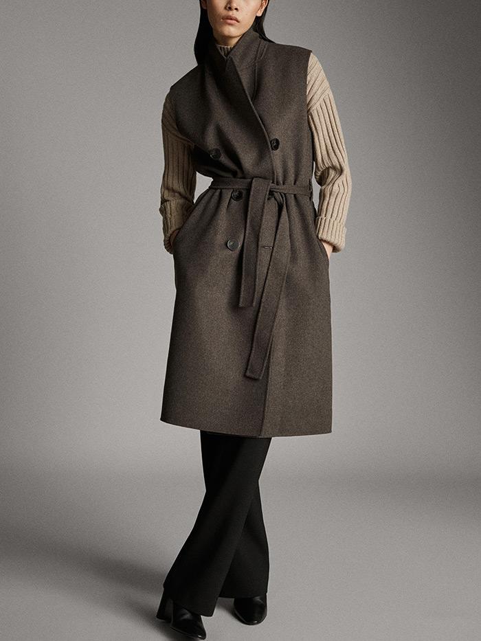 massimo dutti prsluk kaput što odjenuti na posao poslovni look style zagreb