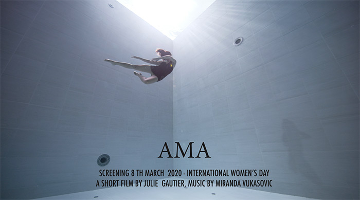 Miranda Vukasović film Ama