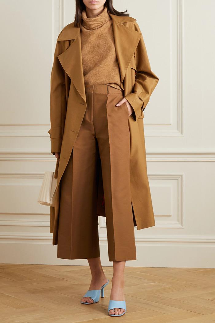 culotte suknja-hlače za poslovni look