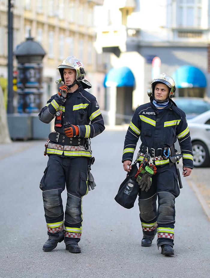koronavirus potres Zagreb fotke fotografije nakon potresa zagrebački vatrogasci špica