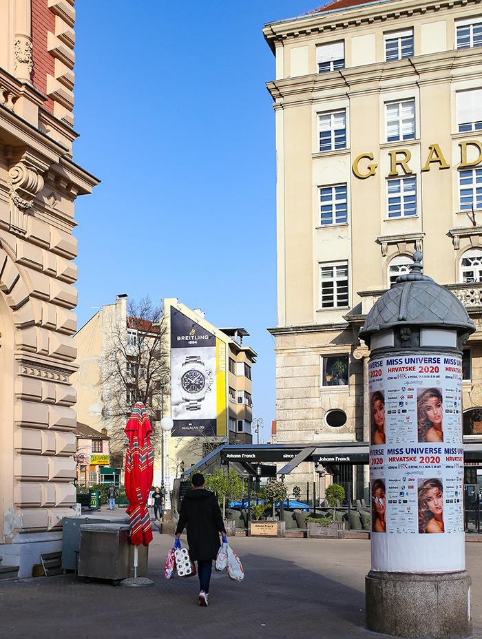 koronavirus potres Zagreb fotke fotografije nakon potresa zagrebački