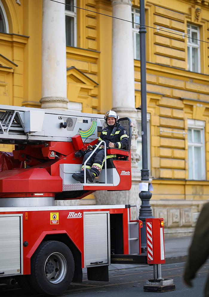 koronavirus potres Zagreb fotke fotografije nakon potresa zagrebački vatrogasci