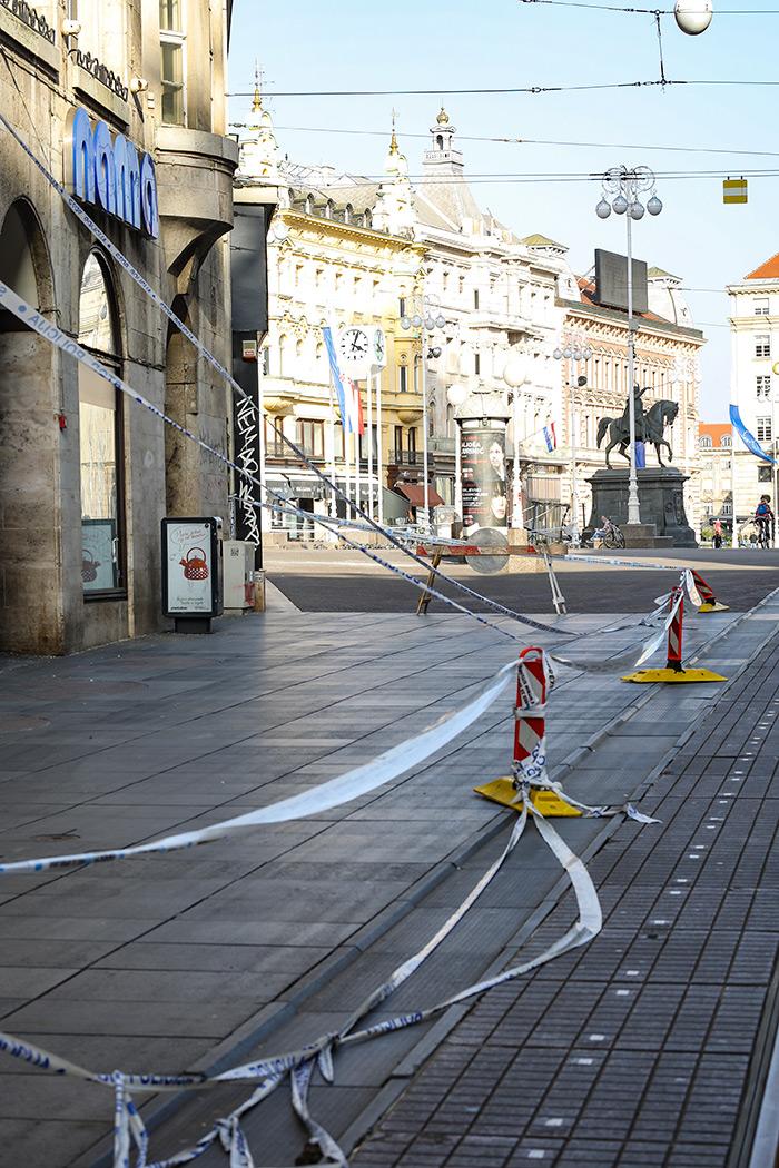 koronavirus potres Zagreb fotke fotografije nakon potresa nama