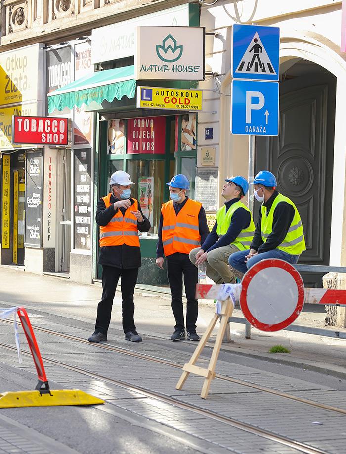 koronavirus potres Zagreb fotke fotografije nakon potresa građevinari statičari