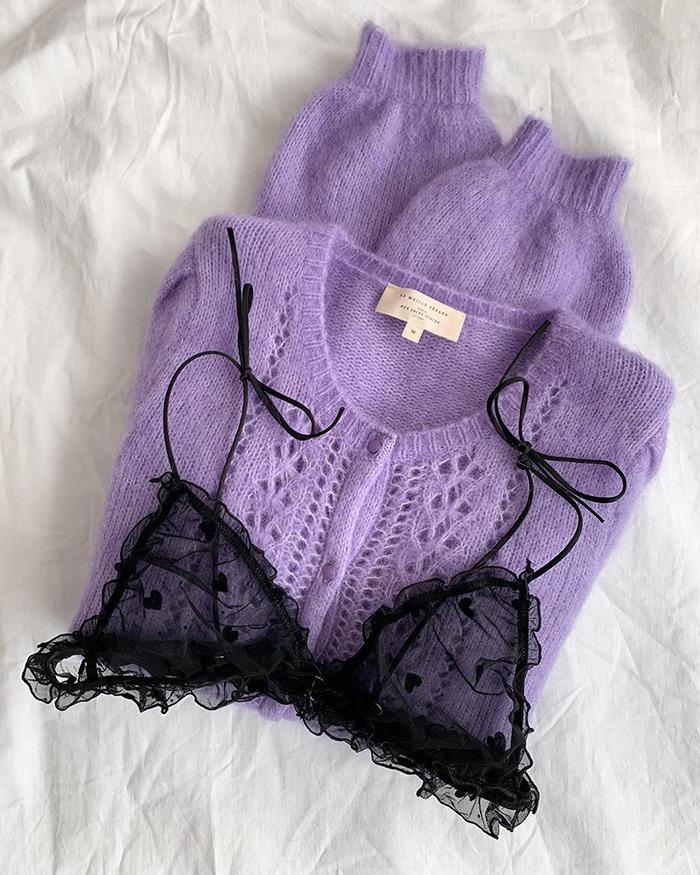 rublje Le Petit Trou s potpuno pariškim štihom style zageb moda gdje kupiti ženska proljetna moda rublje bralette