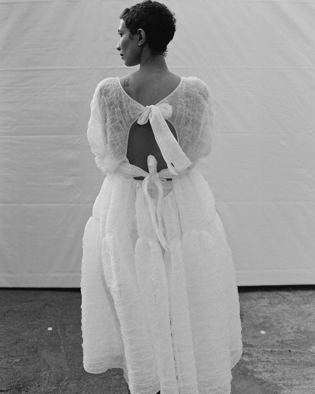 Trendovi za haljine za vjenčanja 2020 ženska moda portal trendseteri Instagram cecilie bahnsen asos