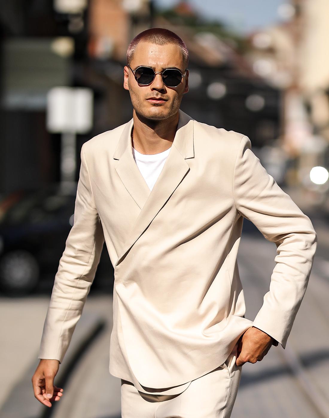 street style Marko Medić bloger Father of Djordje style zagreb muška ulična moda ljeto 2020